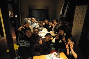 2013髪工房新年会